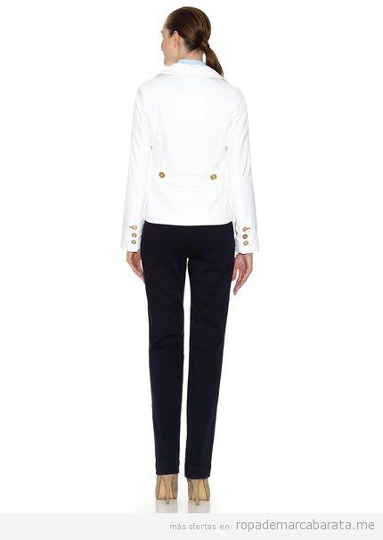 Ropa de marca barata, chaqueta Tommy Hilfiguer, modelo Michelle 3