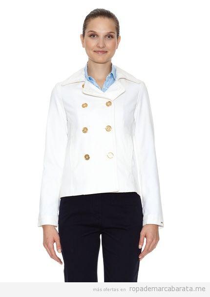 Ropa de marca barata, chaqueta Tommy Hilfiguer, modelo Michelle 2