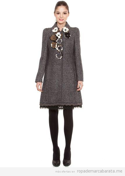 Ropa de marca barata, abrigo poupée chic, otoño invierno 2013-2014