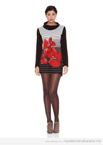 Ropa de marca barata, vestido de invierno marca Ibiza Fashion Winter Island, modelo Luxemburgo