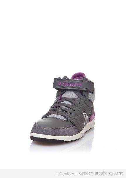 Zapatillas marca Le Coq Sportif baratas comprar online 3