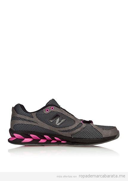 Zapatillas deportivas running, marca New Balance, baratas 2