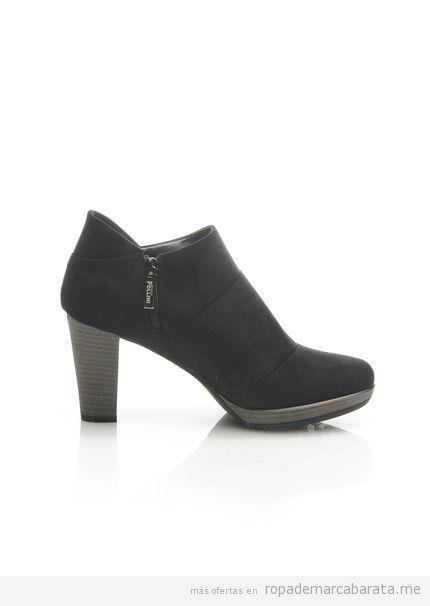 Zapatos de marca baratos, botines marca Pollini 2