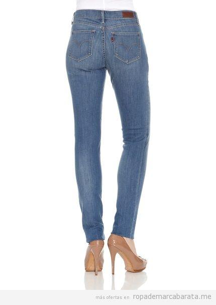 Pantalones vaqueros de la marca Levi's baratos 2