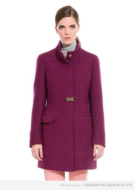 Abrigo de la marca Cortefiel barato