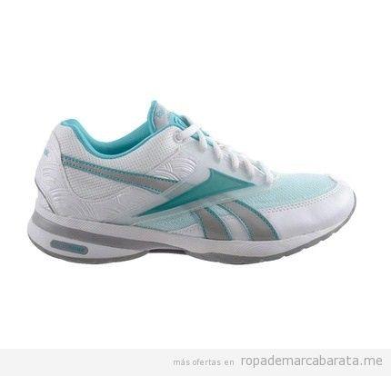 Zapatillas deportivas marca Reebok mujer baratas