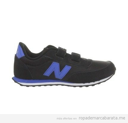 Zapatillas marca New Balance mujer baratas 5