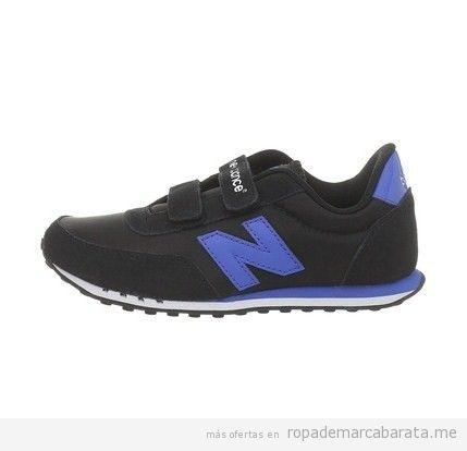 Zapatillas marca New Balance mujer baratas 3
