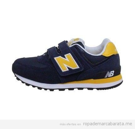 Zapatillas marca New Balance mujer baratas 2