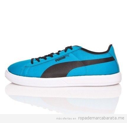 Zapatillas deportivas mujer marca Puma baratas 3