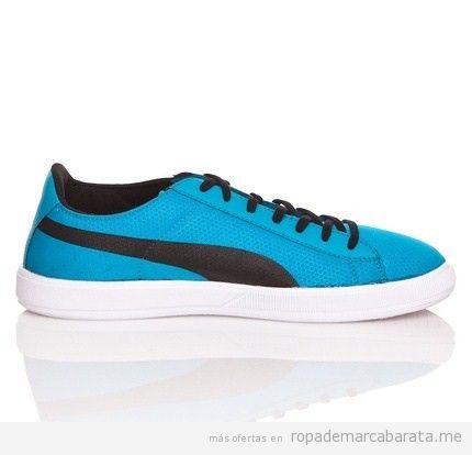 Zapatillas deportivas mujer marca Puma baratas 2