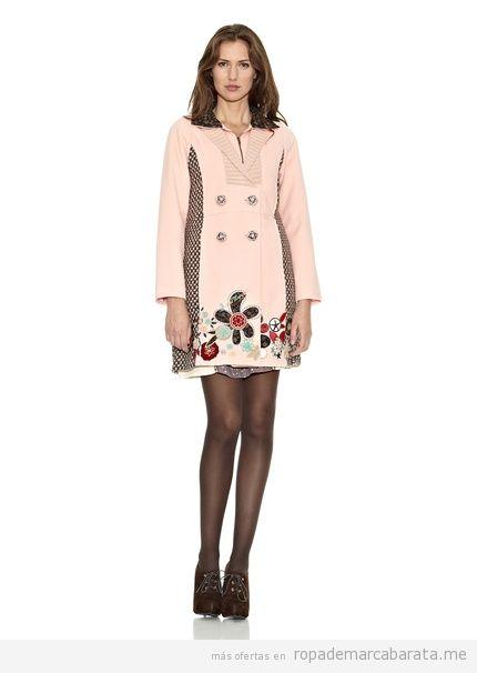 Comprar online abrigo marca Isabel Morgado barato