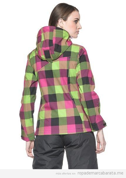 Anorak marca Peak Mountain barato comprar online 2
