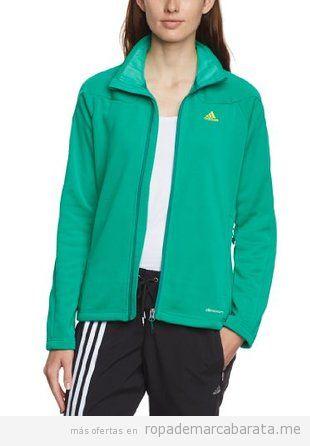 Comprar online Chaqueta chandal Adidas mujer barata