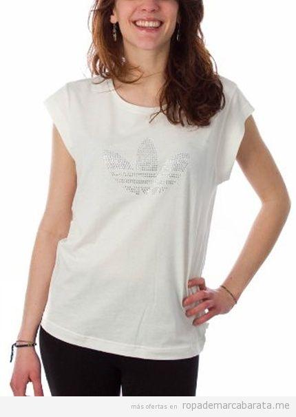 Comprar online camiseta Adidas mujer barata