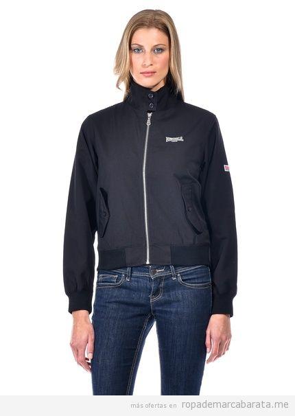 Comprar online chaqueta marca Lonsdale barata 2
