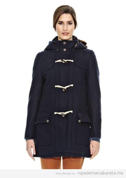 Abrigo marca Merc barato estilo marinero, comprar online