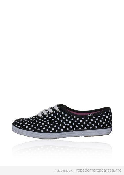 Zapatillas lunares chica marca Keds baratas comprar online outlet
