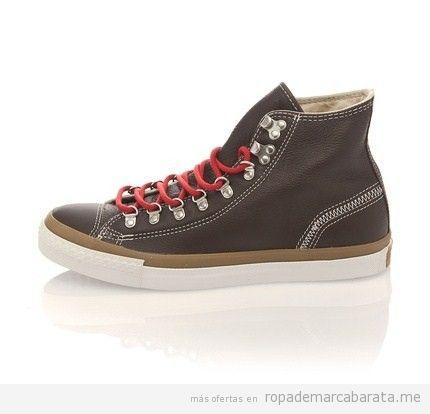 Zapatillas Converse Mujer baratas comprar online outlet 2