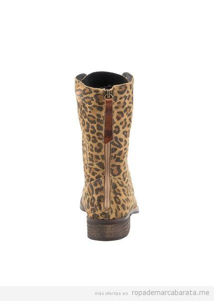 Botas mujer print Leopardo de la marca Misu baratas, comprar online