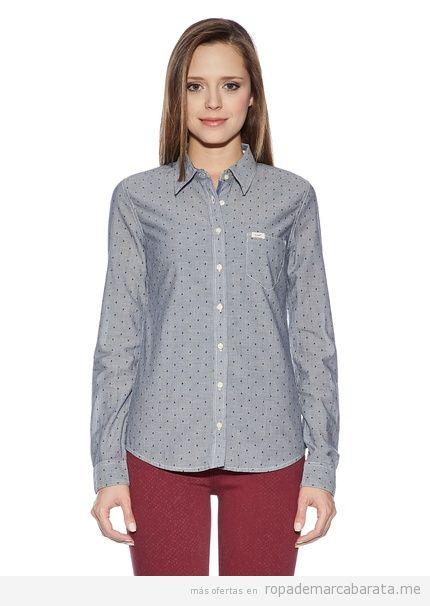 Comprar online camisa mujer marca Lee barata