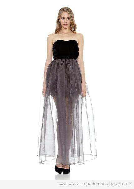 Vestido fiesta marca Naf Naf barato, comprar online