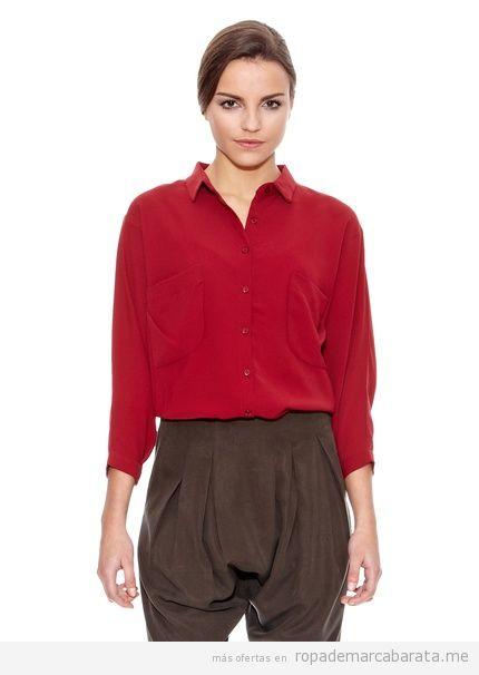 Camisa mujer marca soyunachicanormal barata, comprar online
