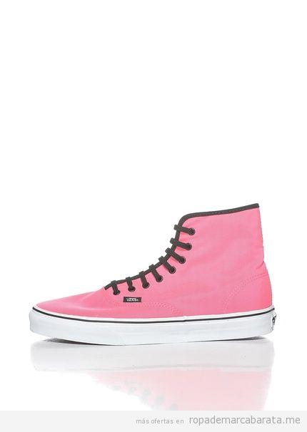 Zapatillas Vans en rebajas a menos de la mitad de su precio original!