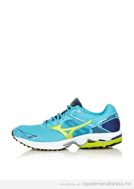Zapatillas running marca Mizuno baratas, comprar outlet online