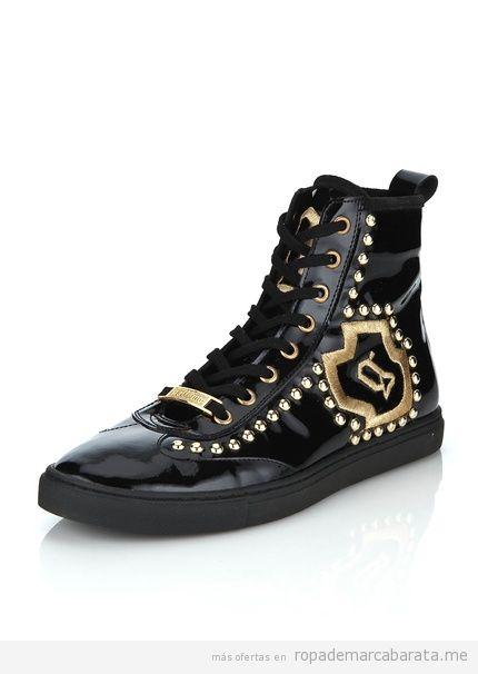 Zapatillas marca Galliano baratos, comprar outlet online