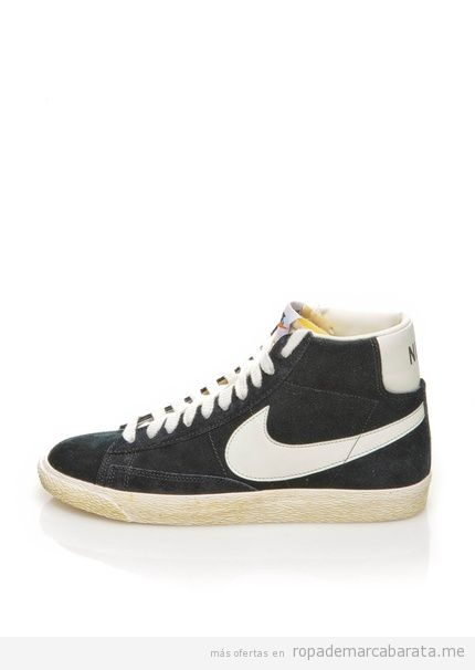 Zapatillas mujer Nike modelo Blazer Vintage, comprar outlet online