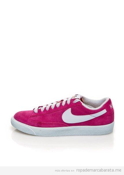 Zapatillas mujer Nike modelo Blazer Vintage, comprar outlet online 2