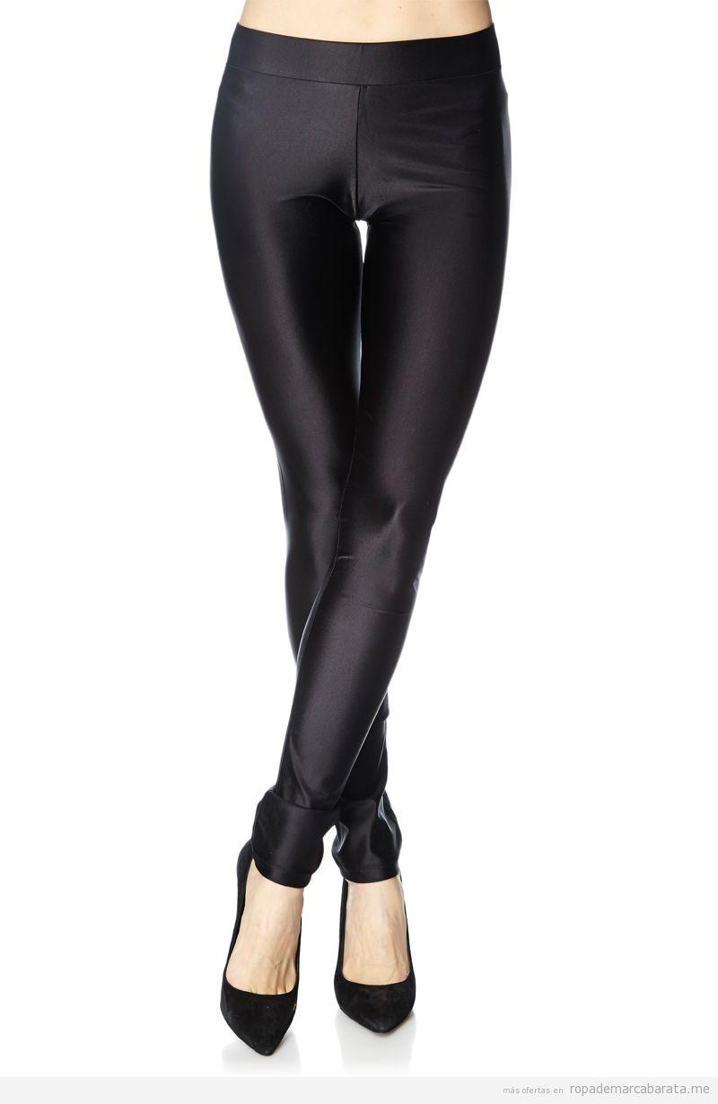Lencería marca Gerbé Paris , comprar outlet online, liguero, leggins satinados