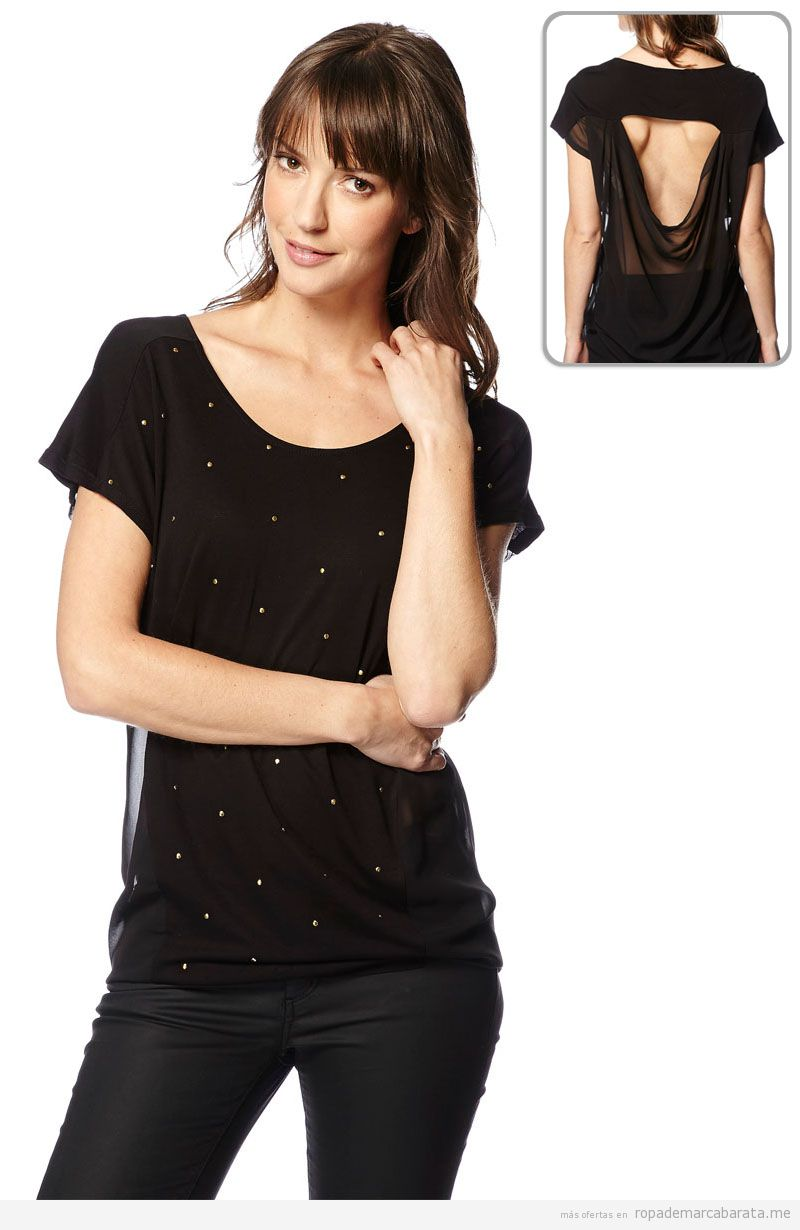 Blusa marca La City barata, comprar outlet online