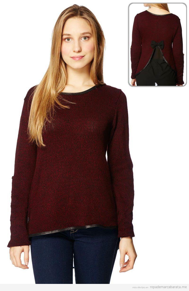 Jerséy mujer marca Virginia Hill barato, comprar outlet online