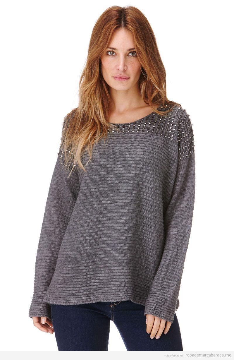 Jersey Cazadora marca Lauren Vidal barato, comprar outlet online