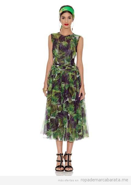 Vestido marca  Dolce&Gabbana barato, comprar outlet online