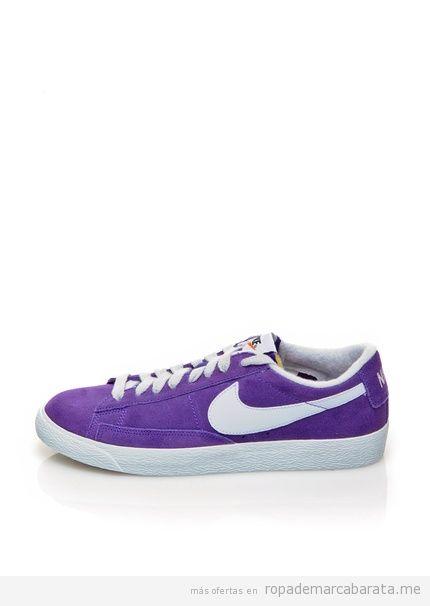 Comprar online zapatillas de baloncesto Nike Blazer Low Suede Vintage