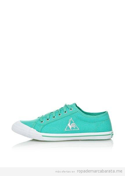 Zapatillas mujer marca Le Coq Sportif baratas, outlet online 2