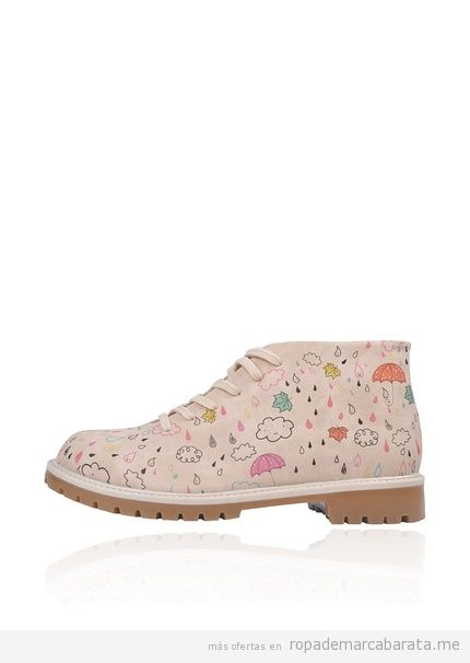 Outlet Zapatos marca Dogo mujer, comprar online botines
