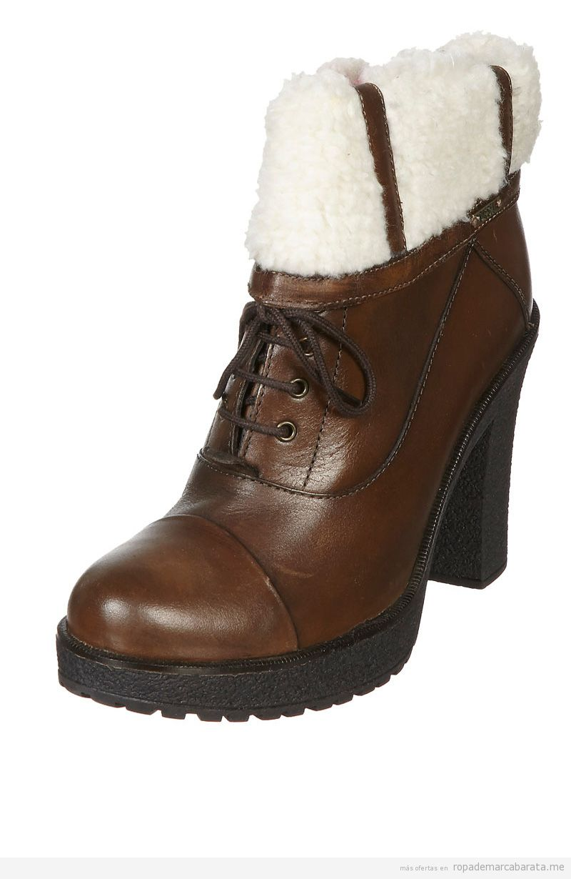 En nuestra tienda online, te ofrecemos muchos modelos de botas camperas para mujer, trabajamos con diferentes marcas y de cada una de ellas, seleccionamos los modelos que pensamos mejor se adaptan a las necesidades gustos y bolsillos de toda las clases de mujeres de hoy en día.
