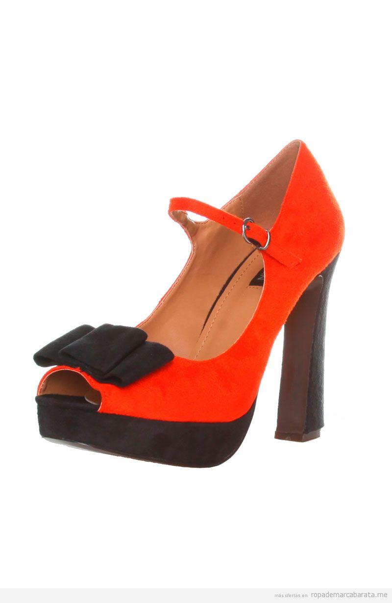 Zapatos marca Ana Lublin baratos, comprar outlet online