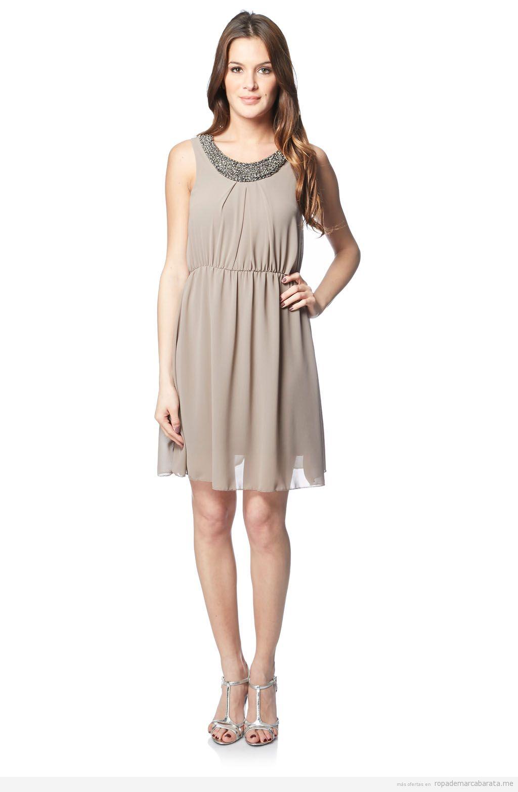Vestido marca Mademoiselle Lola barata, comprar outlet online