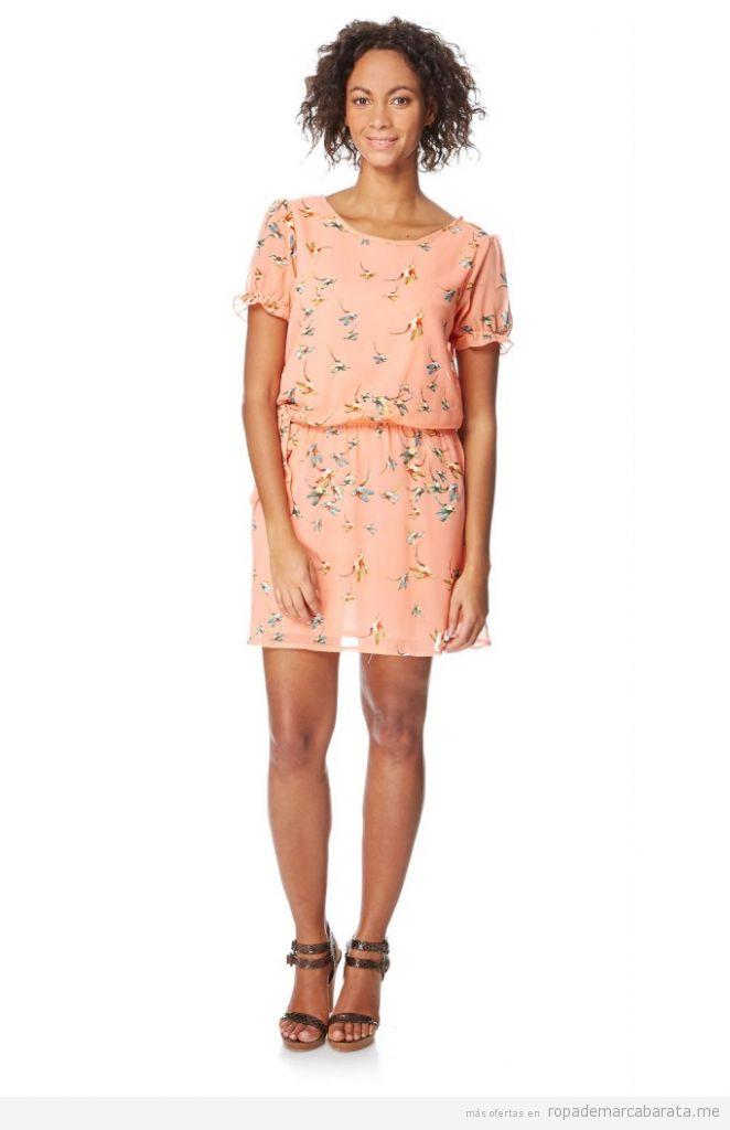Vestido barato verano marca Azura, comprar outlet online