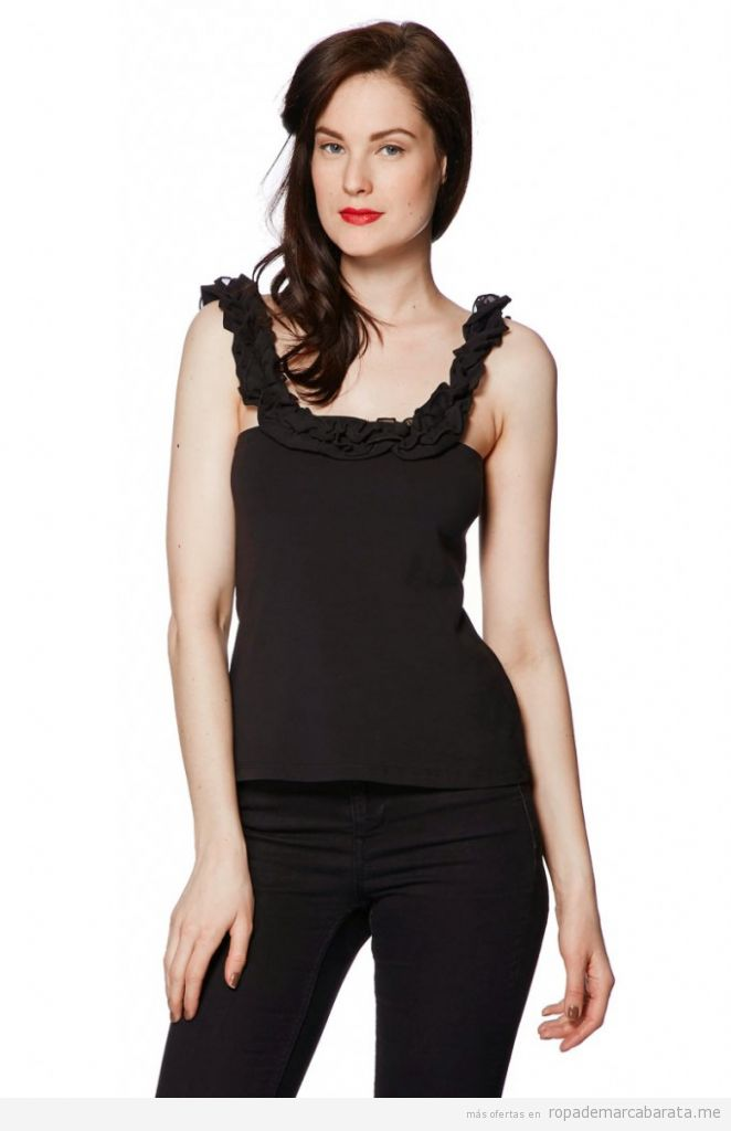 Top, ropa mujer marca Diego Reiga, comprar outlet online