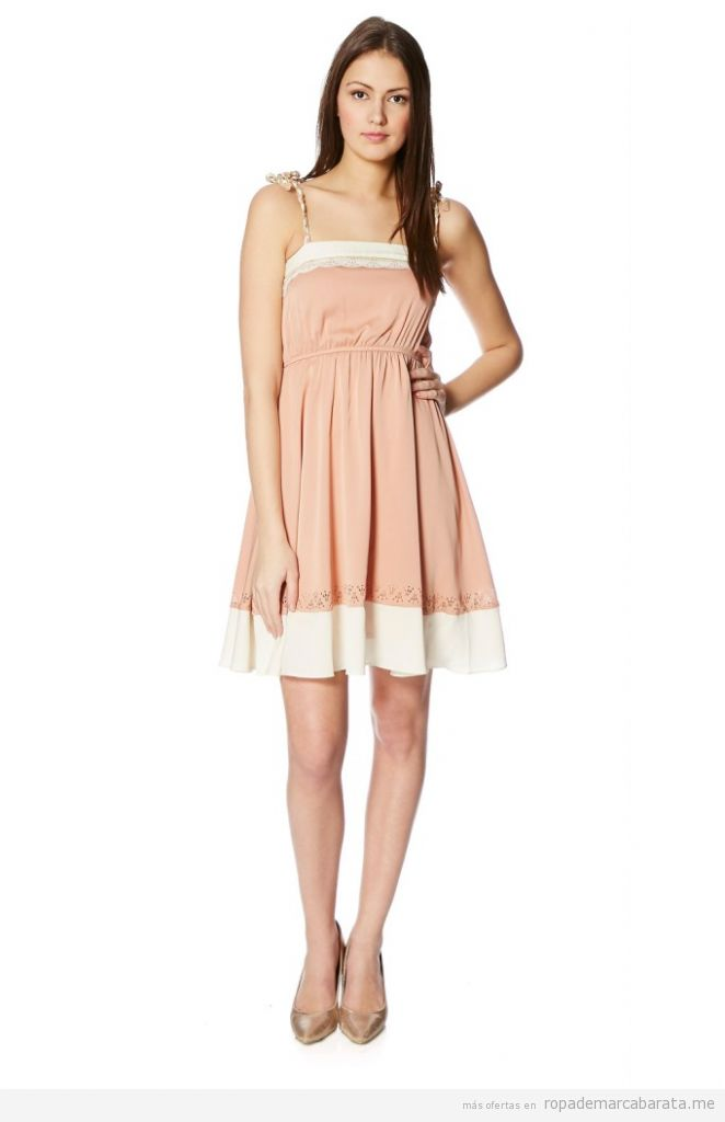 Vestido verano marca Suncoo Paris, comprar outlet online