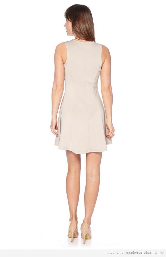 Vestido elegante mujer marca Astuces barato, comprar outlet online