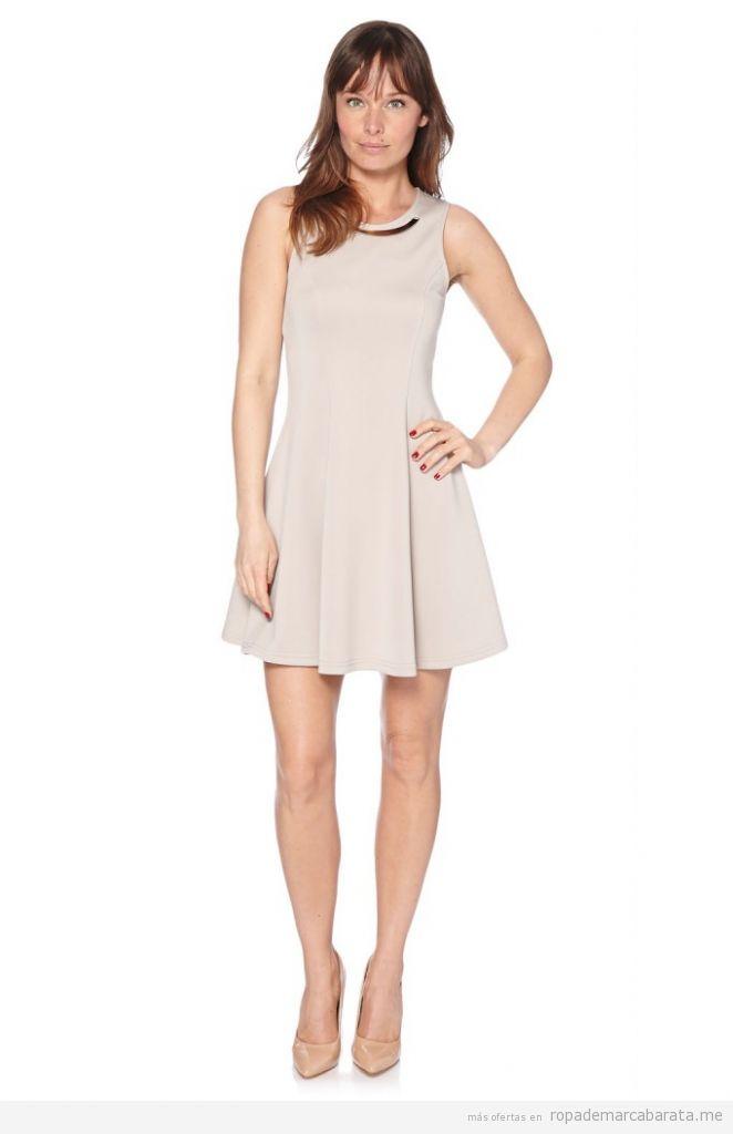 Vestido elegante mujer marca Astuces barato, comprar outlet online 2