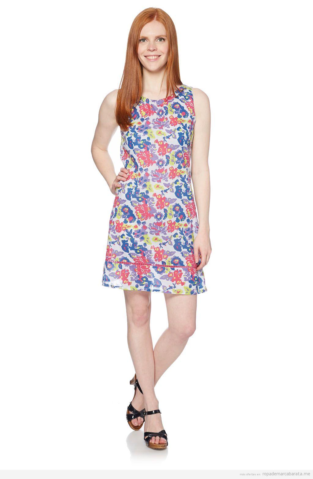 Vestido estampado marca La Fiancée du Mekong, comprar outlet online
