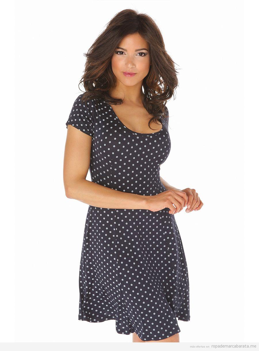 Vestido lunares marca Le Dressing de Zoé rebajas, outlet online